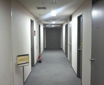 ひみつの小部屋