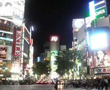 渋谷パルコで