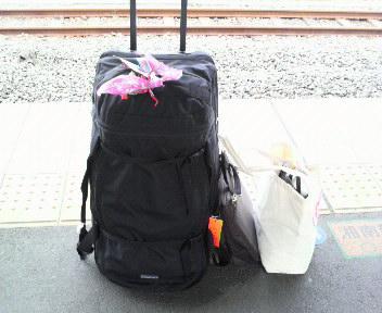今日の荷物