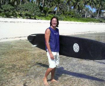 小林アナの番外編フィリピン珍道中【今日もいちにちよくあそびました】