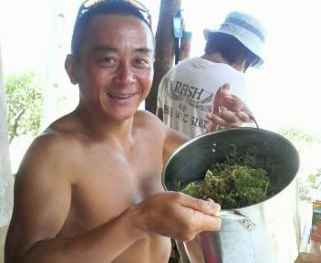 小林アナのフィリピン珍道中【風なしスーパークリスタルグラッシーファンウェーブでムーンライトまで遊びました】3<br />  日め