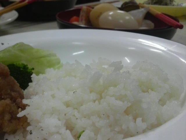 完全無農薬のお米
